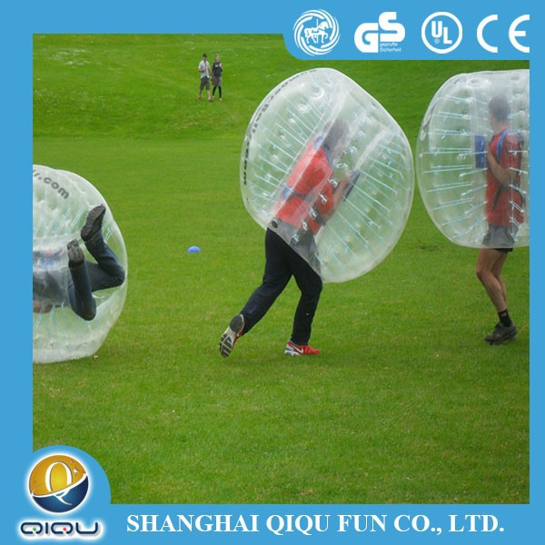 New design crazy loopyballs,buddy bumper ball/ body bumper ball for outdoor football or soccer