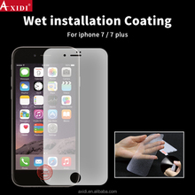 Factory price No Bubble auto repair Hydrogel film screen protector for iphone