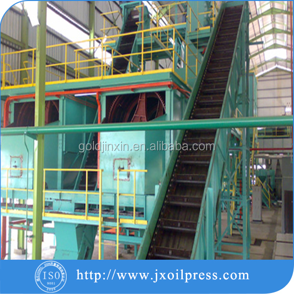 Palm line-palm kernel oil processing machine