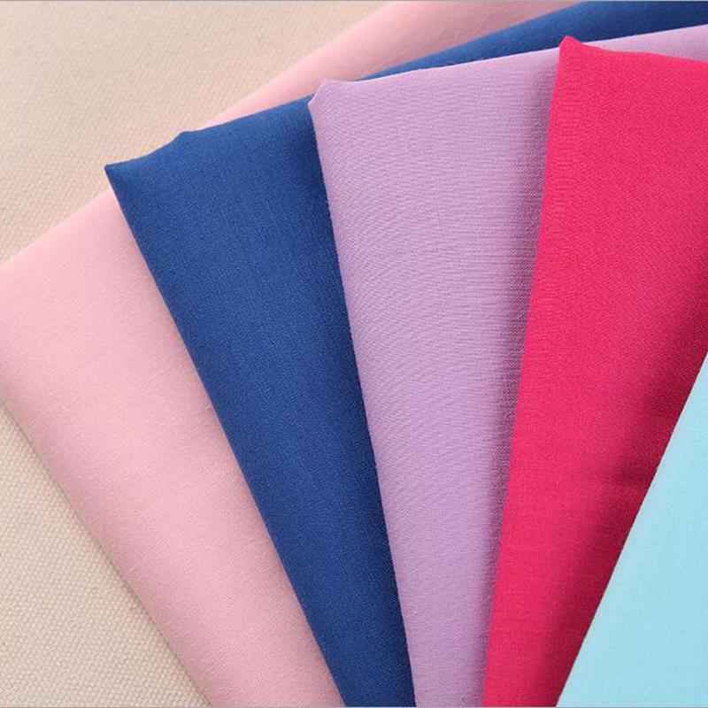 Polyester cotton fabric 80/20 21X21 108X58 off white/white/dyed/printed fabric for pocket/garment