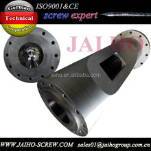 screw barrel feed/feed znoe/barrel parts for extruder