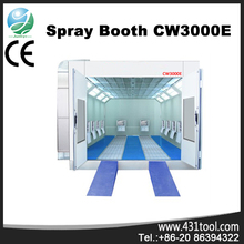 Reliable and Economical CW3000E paint spray booth ventilation equipment
