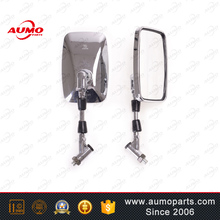 Chrome M10*1.25 Motorcycle Rear view mirror assembly for 250 CHOPPER, FYM FY250