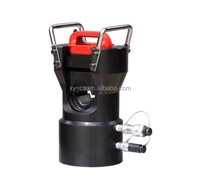 100 Ton Hydraulic Compressor Hydraulic Crimping Tool with Gasoline Engine Pump