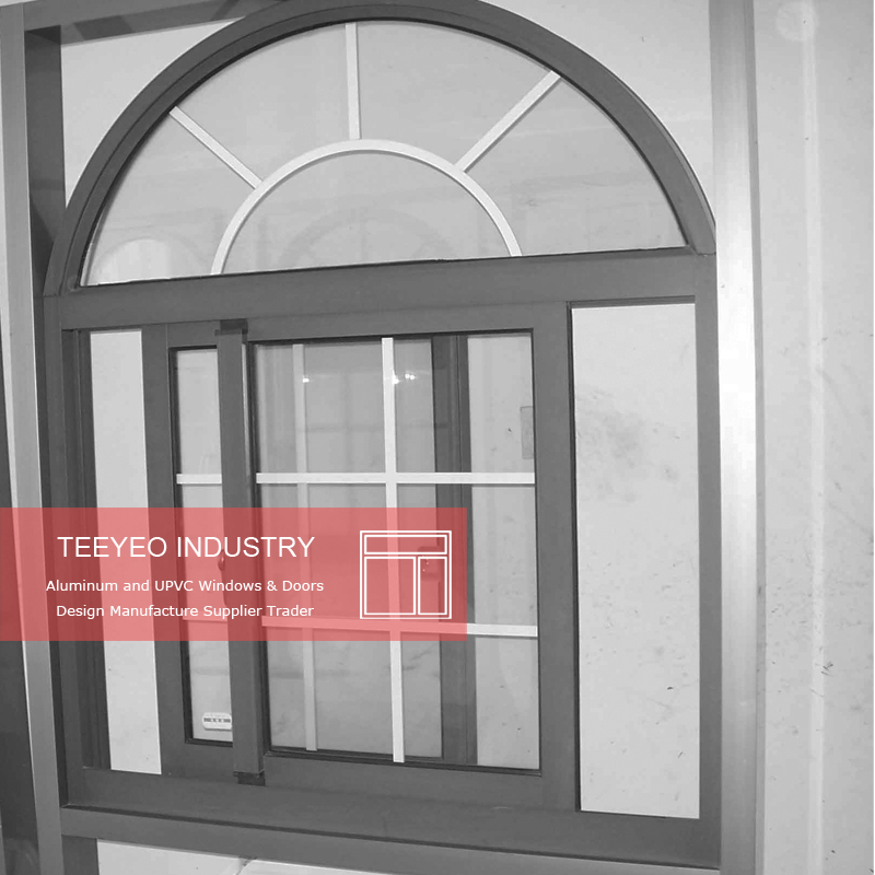 Teeyeo aluminum sliding window grill design for india