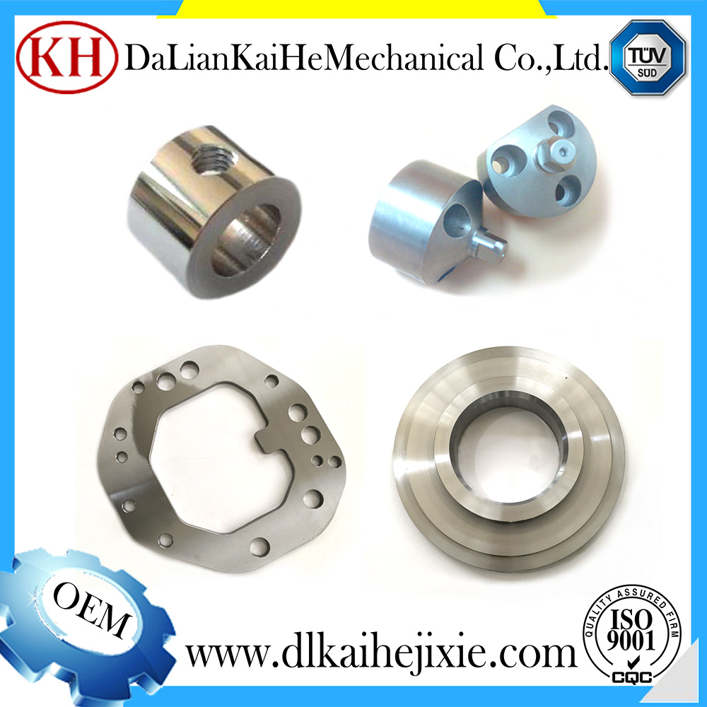 China supplier cnc machining service coating plating cnc steel parts zinc passivation chemicals with good quality