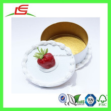 Q1470 China Supplier New Design Colorful Large Round Cute Paper Cake Box