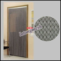 Anping free sample chain fly screen for doors