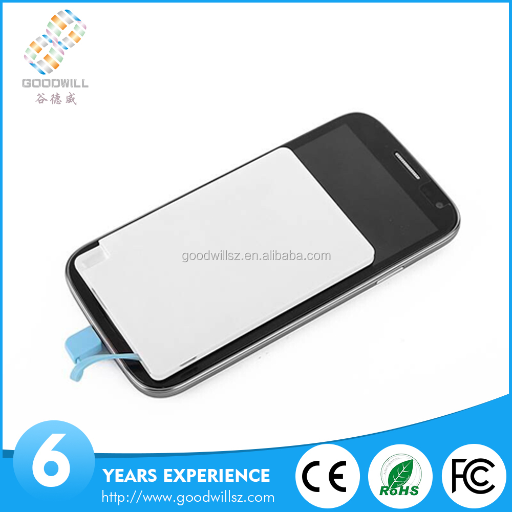2016 Newest Super Slim Innovation Product Credit Card Power Bank,Promotional Gift 2600mA Credit Card Power Bank