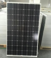 Cheap Price Monocrystalline Sun power 12v 24v 250w pv Solar Panels in india candian
