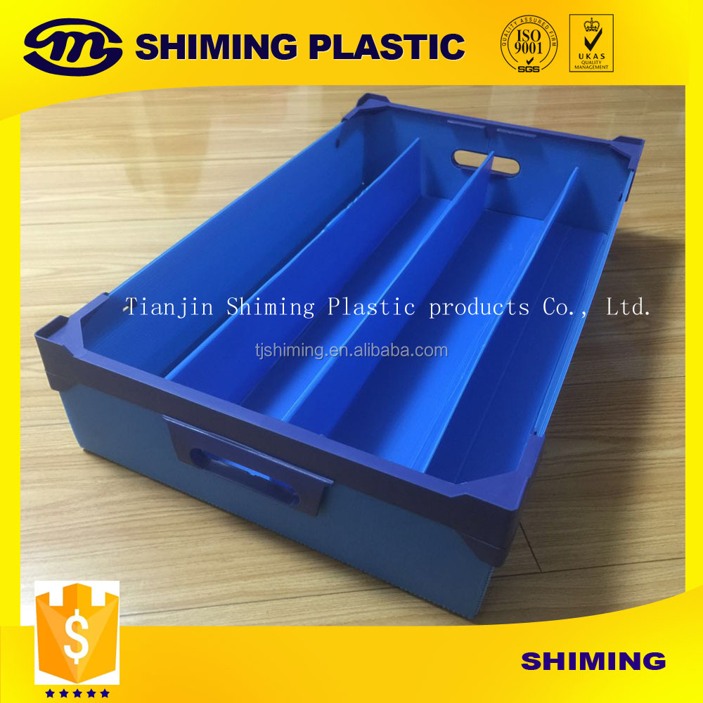 custom corrugated plastic box mining,coroplast stone box,pp core drilling box