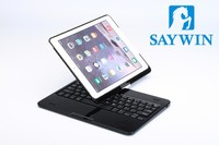 Freely Rollover Bluetooth 3.0 Keyboard case built in Polymer lithium battery for Ipad