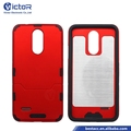 Ultra thin new design case 2in1 case TPU PC case for K8 2017