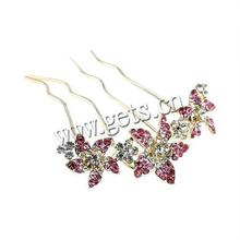 Gets.com zinc alloy flower hair slides assorted