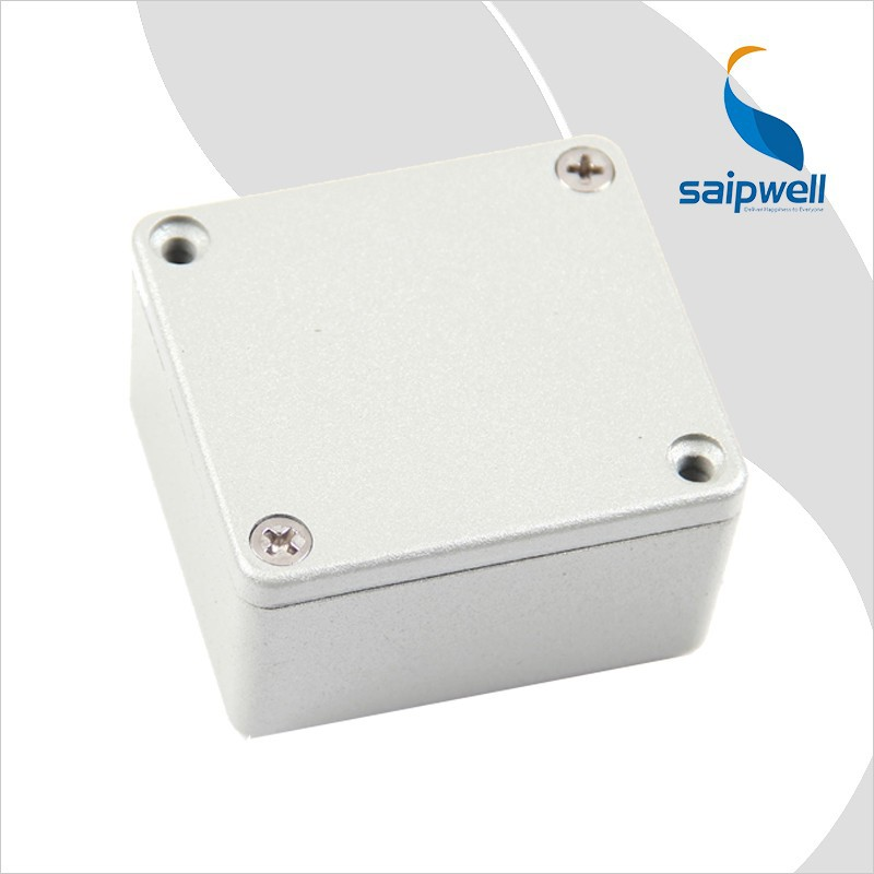 Electronic new design Outdoor IP66 waterproof Aluminum Switch enclosure