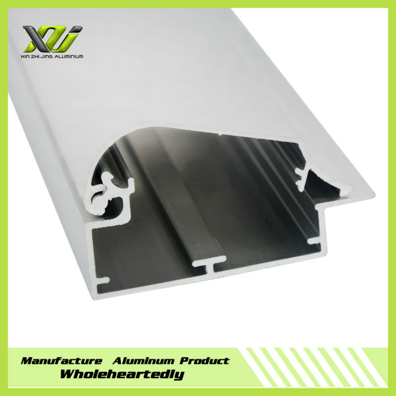 Hot sale high grade low price sliever alloy aluminum frame out door light box