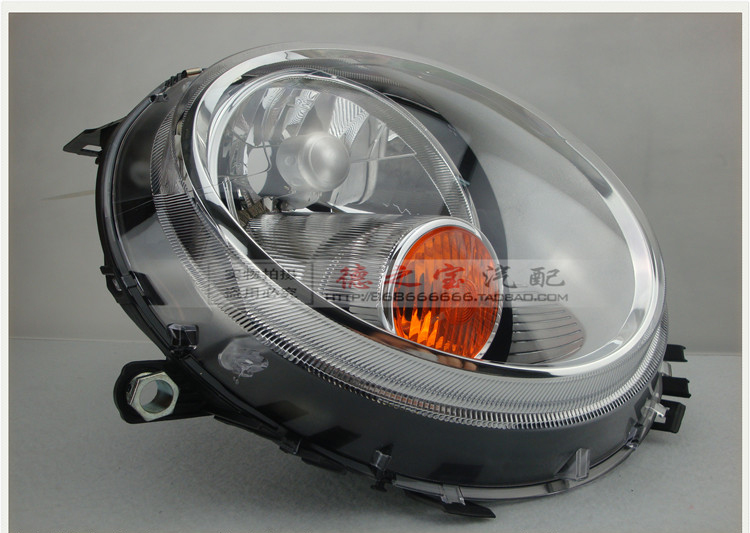 Made in Taiwan daytime driving head lamp for BMW MINI R55 R56 R57 R58 R59 R60 head light