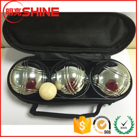 Petanque The French Game of Boules Metal Boules Ball Set For Petanque Play 3 6 8 Balls Set