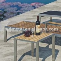 Stainless Steel Tables And Chairs