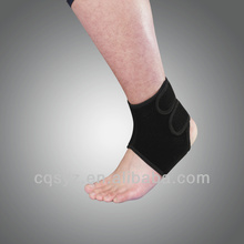Self heating ankle magnetic health elastic support