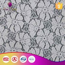 Eco-Friendly Color Solid Lace 80% Polyamide 20% Elastane Fabric