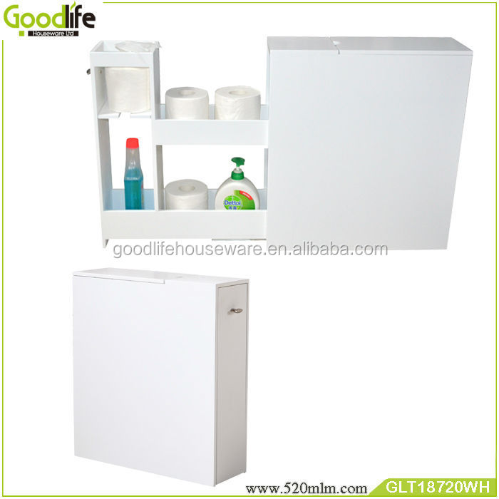 GLT18720 bathroom cabinet toilet