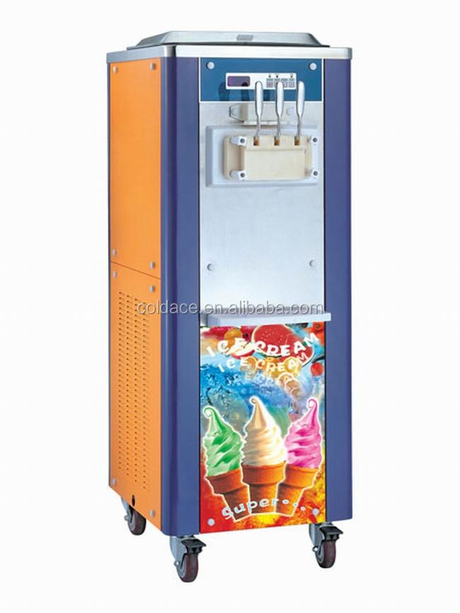 cost of soft serve machine