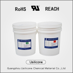 silicone pouring sealant with improve safety factor of power supply