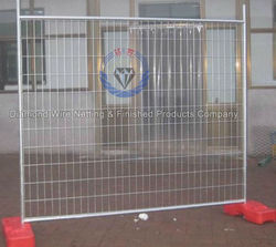 Metal Wire Mesh Reasonable Price Diamond Mesh outdoor temporary fence For Sale
