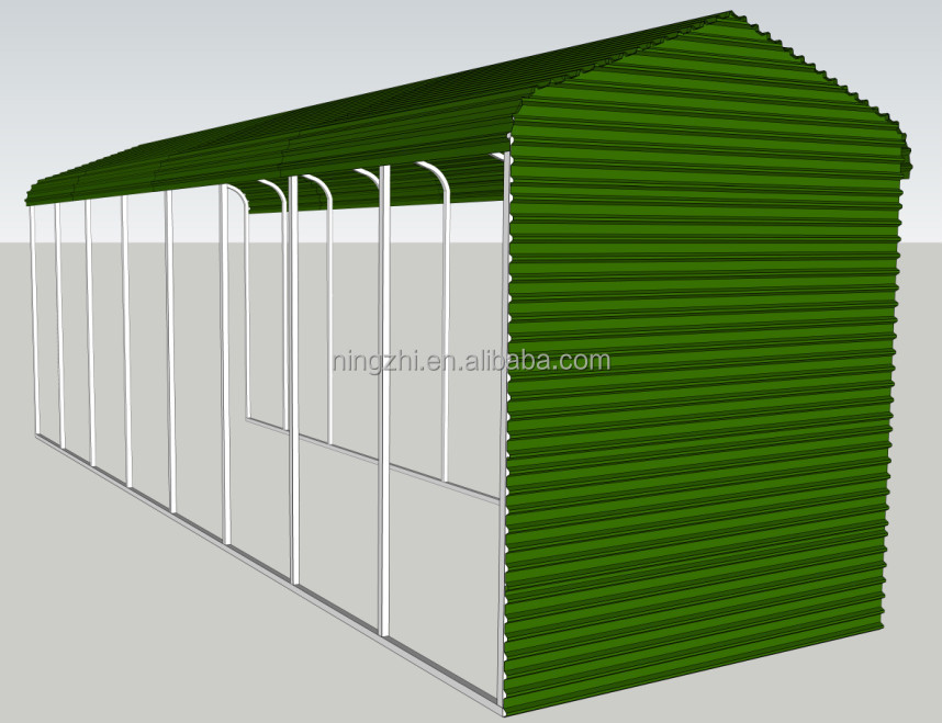 Rv shelters buy rv covers car shelter metal carport for Carport 6x9m