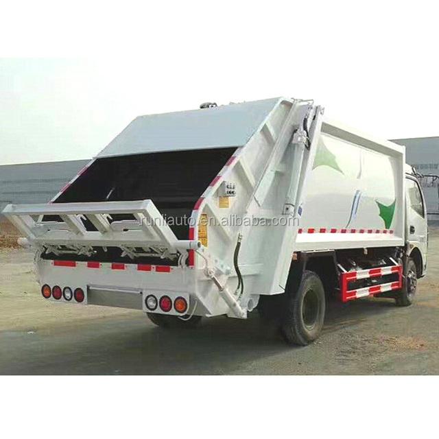 Factory Direct Sales Dustcart