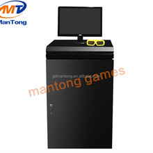 Interactive Cinema Simulator Equipment 3D Movies Home Cinema 7d Simulator Arcade Game Machine