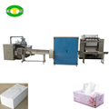 Box type facial tissue making machinery production line