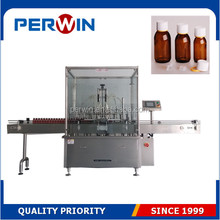 SGS TUV CE syrup oral suspension oral solution liquid filling machine
