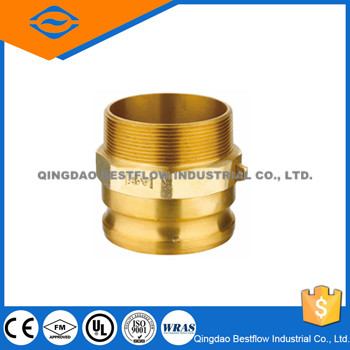 stainless steel/brass/aluminum quick camlock coupling