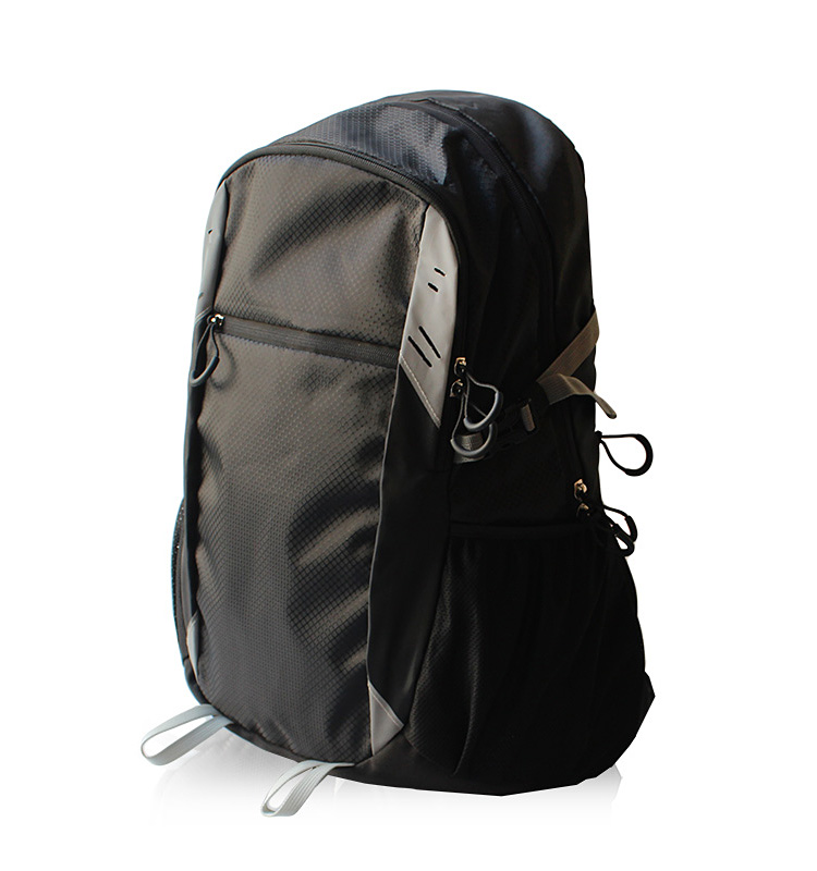 BA-1323 2017 Hot design polyester cheap sports backpack mens sport backpack