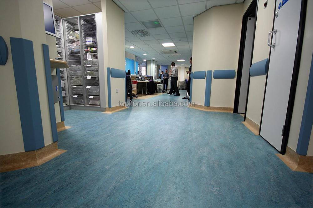Mipolam Elegance Pvc Plastic Floor For Hospital Floor