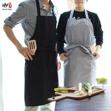 polyester cotton easy cleaning restaurants customized non woven apron