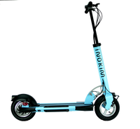 Factory selling new design 12 inch tire beach cruiser scooter with 36v 18.2Ah Li-ion battery
