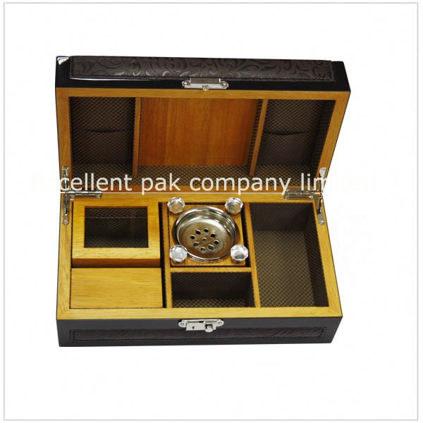 High Quality Wood Box For Perfume Packaging
