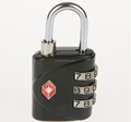 HOT-SELLING 3-Dial and 4-Dial Combination TSA Lock With Indicator