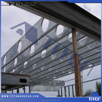 Floor Deck Galvanized Steel for Prefabricated House