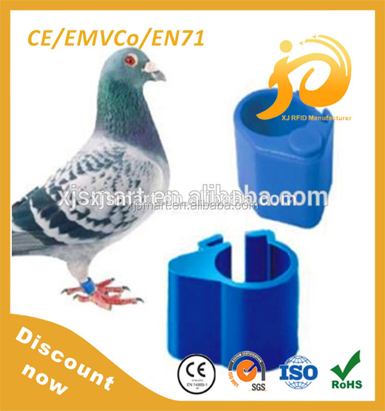 2015 dynamic racing pigeon ring tag band pigeon product