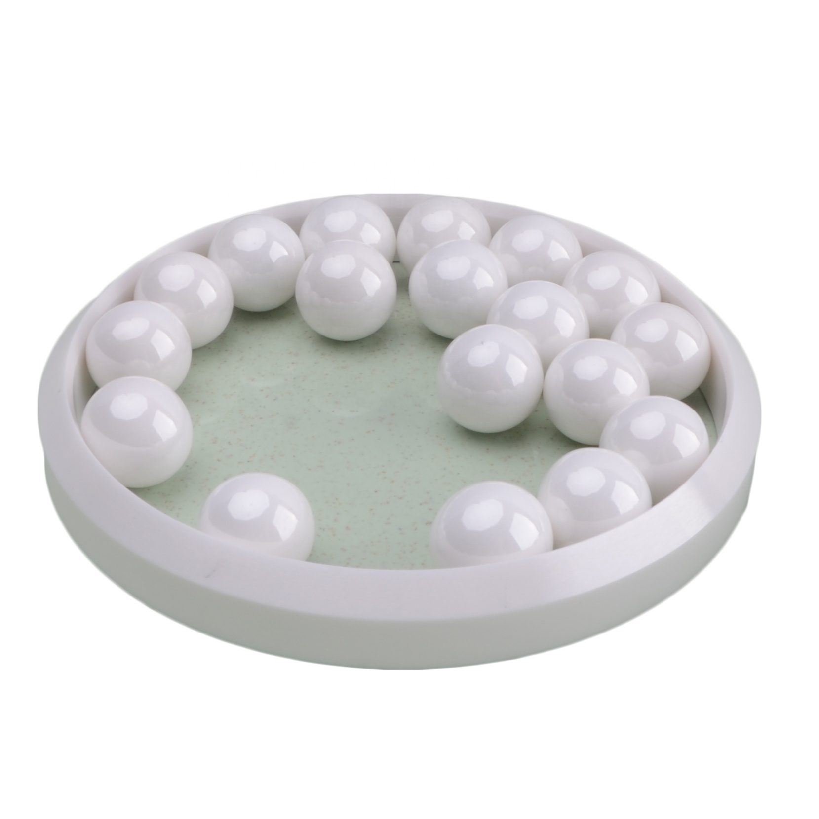 0.8-50mm sintered zirconium bead for wet and dry grinding