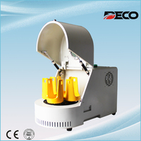 Laboratory Soil Pulverizer, Mini Lab Ball Grinding Mill 0.4L Portable Ball Milling Machine
