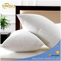 Hypoallergenic Sleep Comfort White Goose Down Pillow
