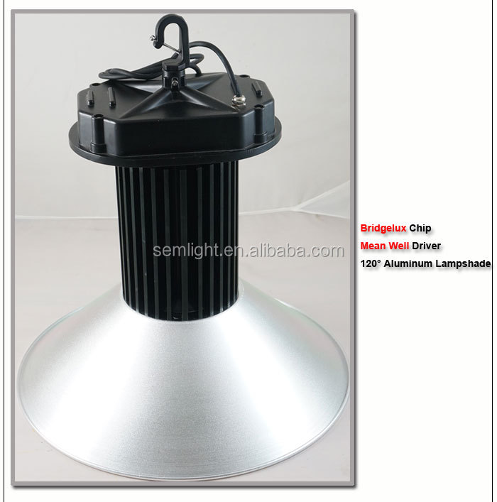 SAA CE Rohs 120W Industrial LED High Bay Lighting