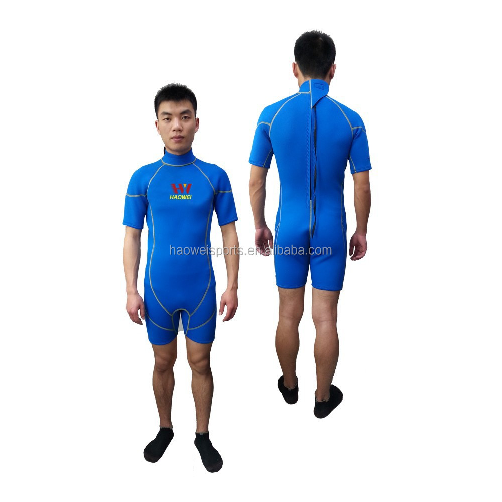 shorty wetsuit for men