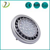 High power 30w QR111 g53 led 230V g53 AR111 halogen Light warm white 230V cob led AR111 g53