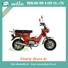 China Made chappy cub motorcycle 50cc fully-auto scooter cg125 turning lights Charly 125 (Euro 4)